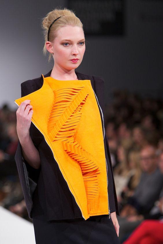 Yuichi Ozaki et le textile 3d