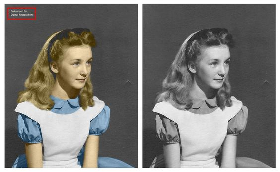 The Real-Life 'Alice in Wonderland' and 'Wendy' - Kathryn Beaumont
