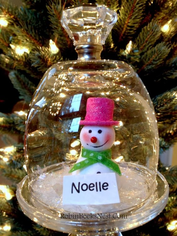 Christmas is right around the corner...   The countdown is on...   So here is a real quick, easy and inexpensive craft for you all. ...