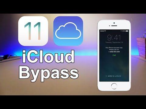 Iphone 7 Activation Lock Removal Icloud Unlock Ios 11 Youtube Icloud Ios 11 Iphone 7