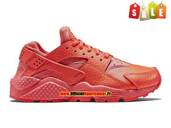 nike shox bella chaussure de course - Nike Air Huarache Run Premium - Nike Sportswear Pas Cher Chaussure ...
