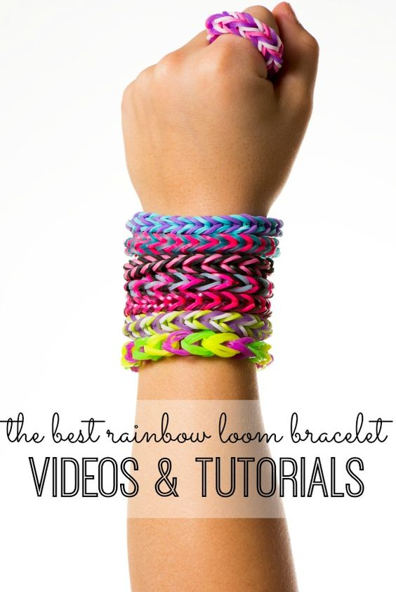 how to put your pet in a rainbow loom bracelet