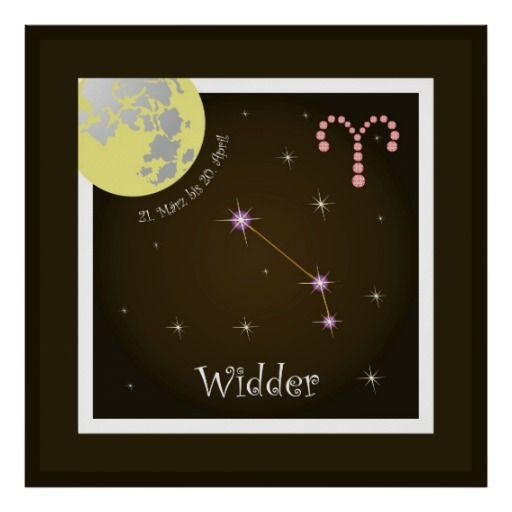 widder 21 m rz bis 20 april poster sternzeichen zodiac widder pinterest plakat und widder. Black Bedroom Furniture Sets. Home Design Ideas