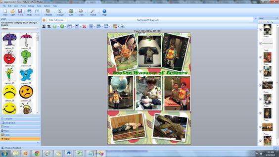 collagescrshot1 - Collage Maker online