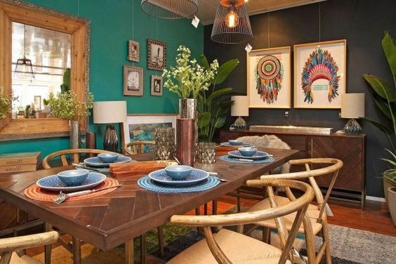 The Somewhat Complete Guide to the Eclectic Interior Style