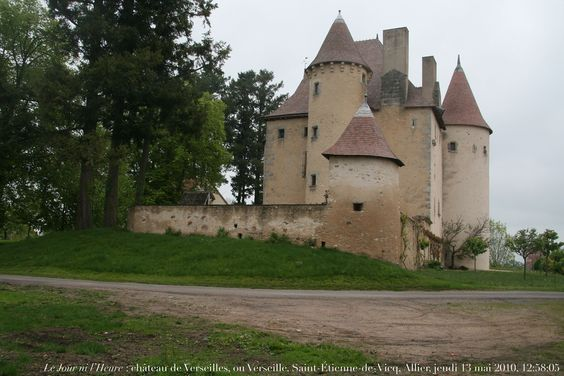 Château de Verseille