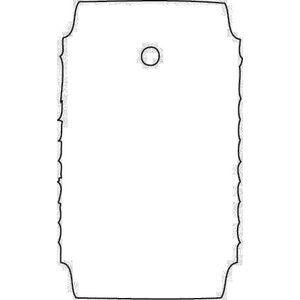 Swing Tags 49 x 29mm White Pk/500