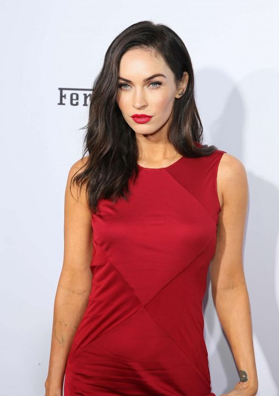 megan fox 2014 dress