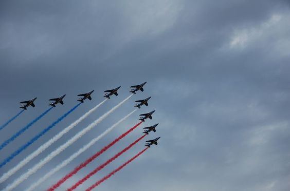 information on bastille day in french