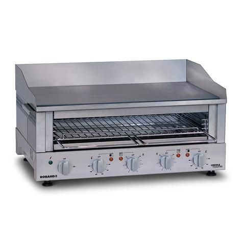 Roband Griddle Toaster Very High Production Gt700 Bbq Equipment