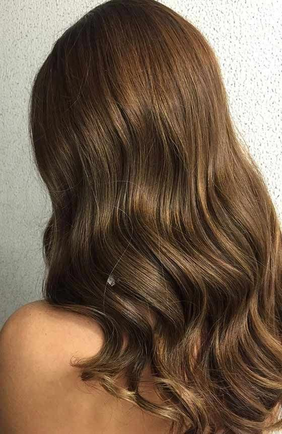 60 First Rate Shades Of Brown Hair Con Imagenes Cabello Color