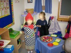 Dramatic Play Center ideas