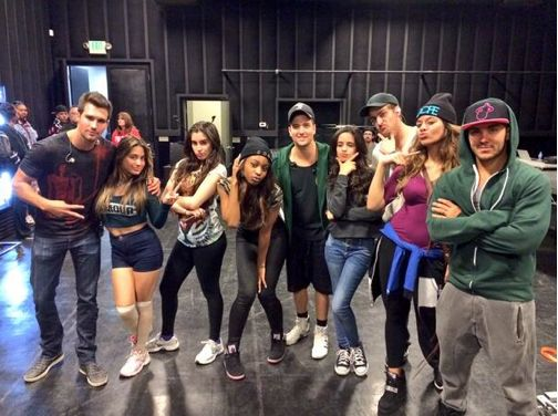 Big time rush and Fifth harmony on Pinterest