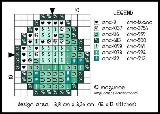 Minecraft ~ Diamond by mogunoe.deviantart.com on @deviantART
