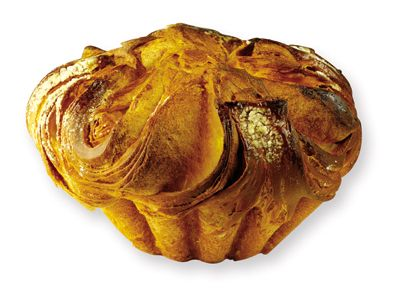beautiful brioche from Arnaud Delmontel