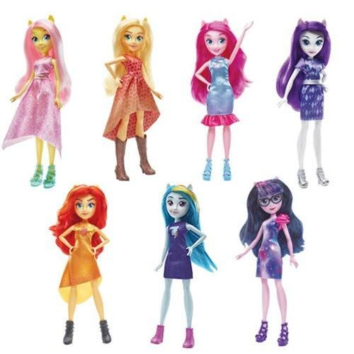 My Little Pony Equestria Girls Friendship Party Pack SUNSET SHIMMER Doll//Outfit