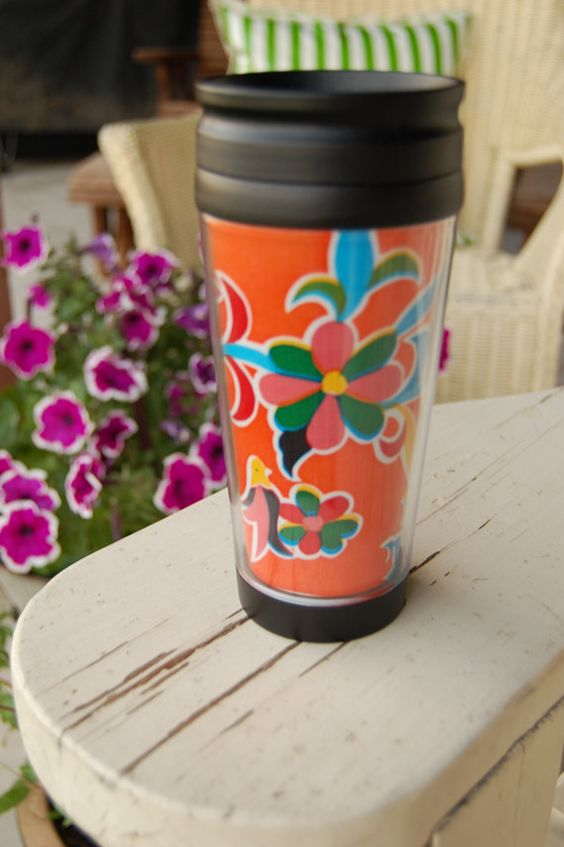 Travel Mug    Design Your Own    Personalized by lilybellaboutique, $12.00