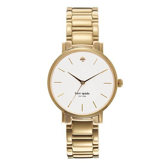 Kate Spade Gramercy watch.  And possibly a birthday present from the husband...