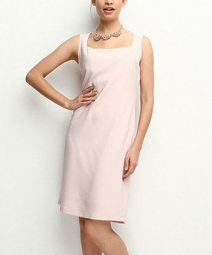 This Powder Shift Dress by Laranor is perfect! #zulilyfinds