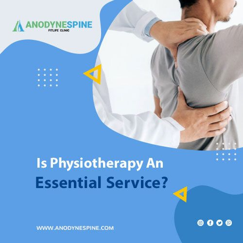 Is Physiotherapy An Essential Service Chiropractic Clinic Physiotherapy Physiotherapy Clinic