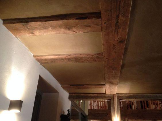 Decken Und Wandverputzung Mit Lehm Und Diverse Innenausbauarbeiten Lehmdeckenverputzung Und Lehmsanierung Fur Decken Und Wande Holzarbeiten Fli Lehmputz Lehm