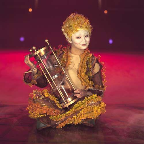 Cirque Du Soleil: Dralion August 22nd, 2012 - August 26th, 2012.