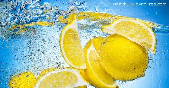 Lemon water benefits 68090