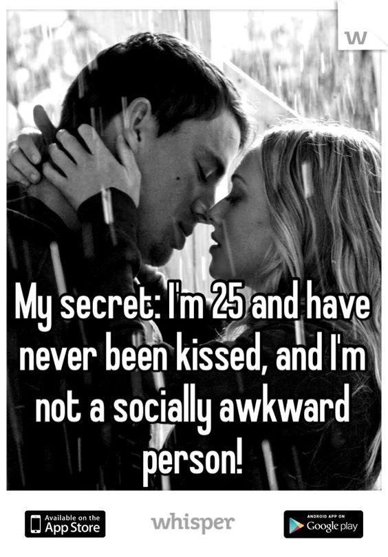 Never been kissed on Pinterest