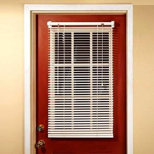 Includes Brackets And Hold Down Brackets So That Your Blind Will Not Swing When The Door Is Opened Attaches To Magnetic Blinds Blinds For Windows Mini Blinds