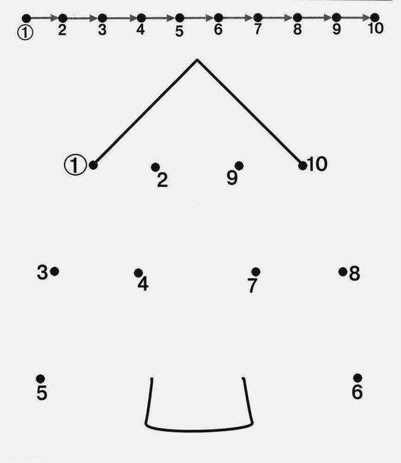 Kids Under 7: Free dot to dot worksheets for kids. Part 2   Letter ...