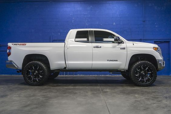 CUSTOM LIFTED 2015 Toyota Tundra Limited 4x4 Fully Loaded Truck For Sale At Northwest Motorsport