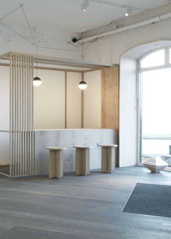 Dinesen — Showroom