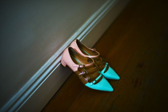 Dip the toes of shoes in Plasti Dip for a high end fashion look!