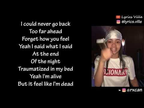 Money Challenge By Cardi B Rxcan Lyrics In 2021 Emotional Songs Rap Video How Are You Feeling