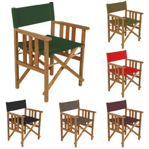 Gardenista Olive Green Replacement Waterproof Cover For Directors Chair Directors Chair Chair Home Decor Furniture