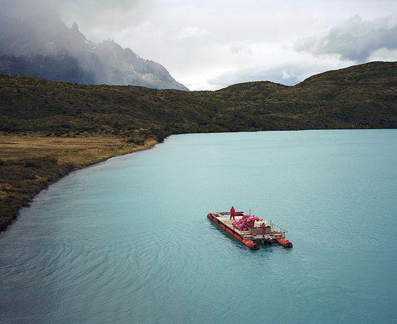 Lago Pehoe    PN Torres del Paine, Outside Puerto Natales, Chile