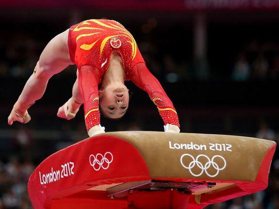 I got: Vault!! What Gymnastics Event Are You?