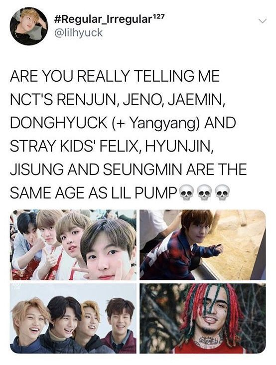 Pin By Katie Treadon On Nct Funny Kpop Memes Kpop Memes Kpop Funny