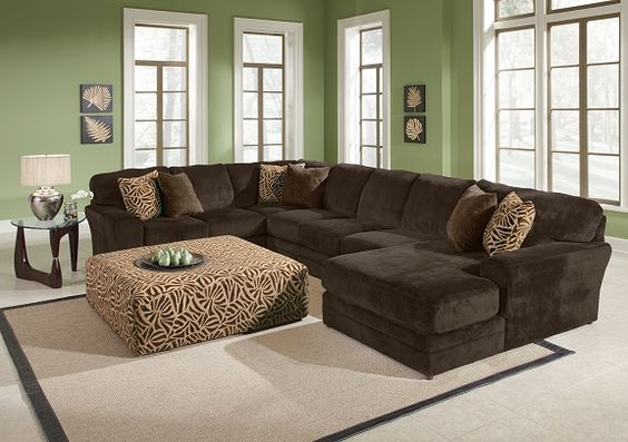 Living Room Sets Value City Furniture champion upholstery collection | furniture-3 pc. sectional