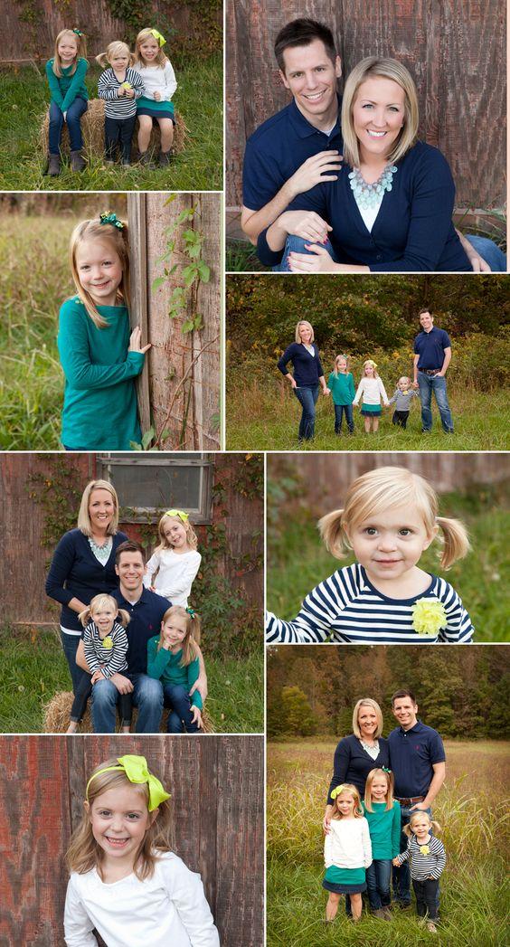 Fall Family Photography, Fall Colors, Barn, Charlotte