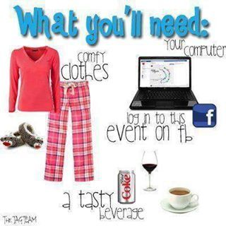 This is all you need to have a Scentsy Facebook party !!  I do most of the work, you get all the free product !!  lunaqtuna.scentsy.us
