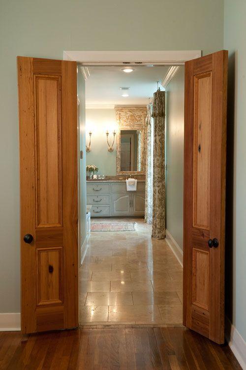 love the doors  Homes | Delta Magazine