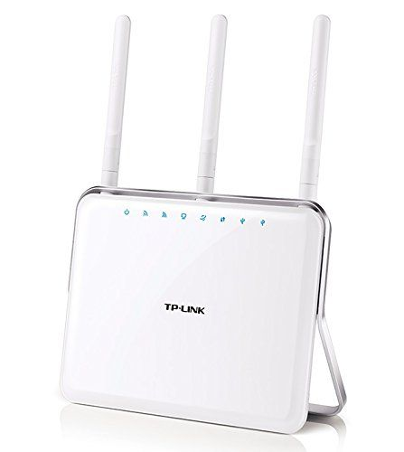 BUY NOW TP-LINK Archer C9 AC1900 Dual Band Wireless AC Gigabit Router, 2.4GHz 600Mbps+5Ghz 1300Mbps, 1 USB 2.0 Port & 1 USB