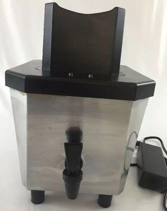 Chilled Shot Dispenser Liquor Wine Tequila Fireball Cold Chiller Bar Countertop | eBay