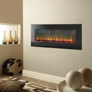 Home Decorators Collection 42 In Infrared Wall Mount Electric Fireplace I Wall Mount Electric Fireplace Wall Mounted Fireplace Electronics Fireplace
