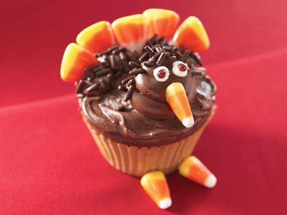 *I made these for Thanksgiving one time and they came out very good. Simple, cute, and yummy