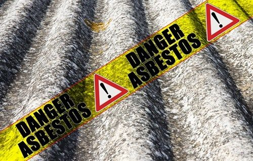 A Call For Global Asbestos Ban Garage Roof How To Find Out Yellow Stripes