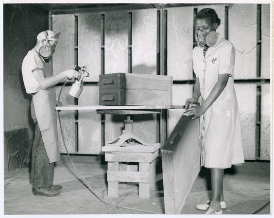 1941 Huron work experience center Chicago Illinois