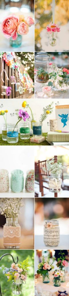 When it comes to wedding planning, what we love the most are the small creative details that make a big difference. It's amazing how mason jars can make for such beautiful centerpieces, lanterns, favors, and all sorts of decoration materials. They are perfect for different wedding themes (especially vintage, rustic, and DIY weddings), inexpensive and …