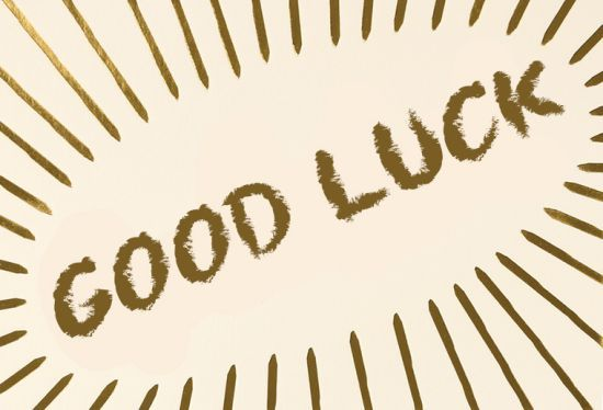 Good Luck Card Template 13 Templates That Bring Good Luck Charm Template Sumo Good Luck Cards Goodbye And Good Luck Card Template